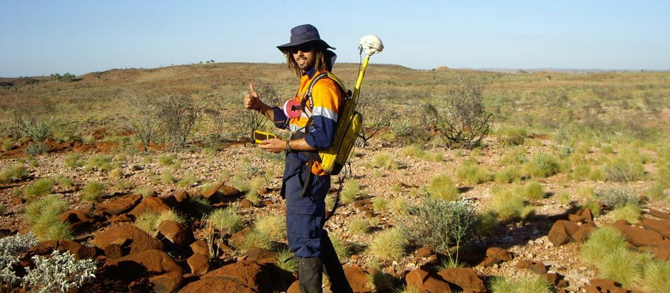 Exploration Field Assistant, Western Australia, 26 yrs old