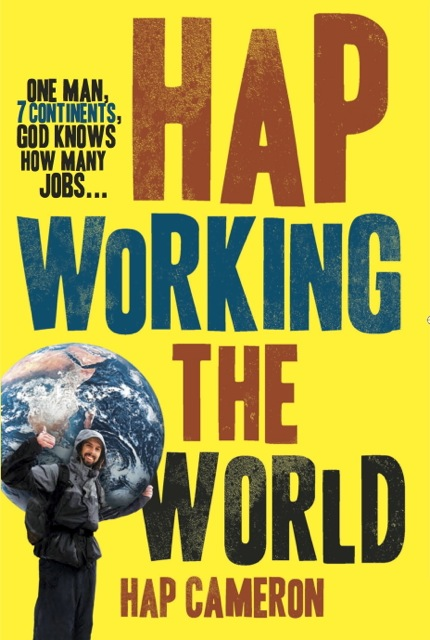 Hap Working the World book cover
